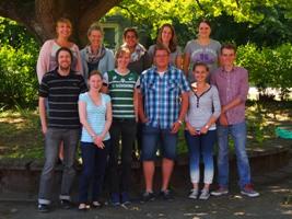Transatlantika Team bei erlebe-fernreisen