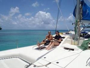 Segelausflug auf Barbados
