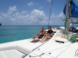 Segeln auf Barbados