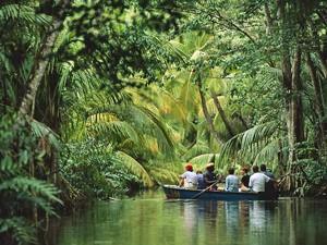 Bootstour auf dem Indian River