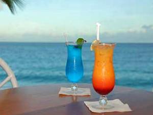 Cocktail-Workshop an der Rodney Bay