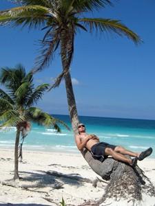 Entspannung am Karibikstrand