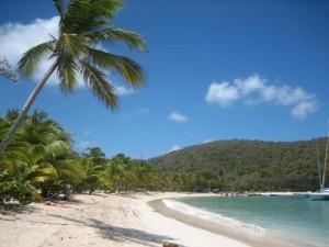 Entspannen Sie tagsüber an traumhaften Karibikstränden