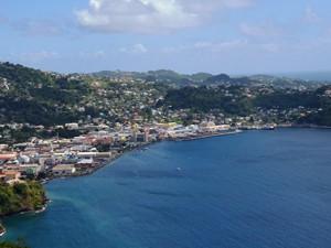 Hauptstadt von St. Vincent
