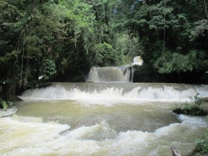 Wasserfälle am Black River