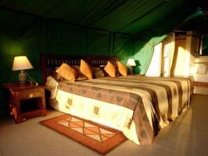 03 - Interior of Tent