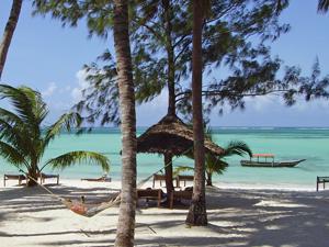 rondreis kenia tanzania strand