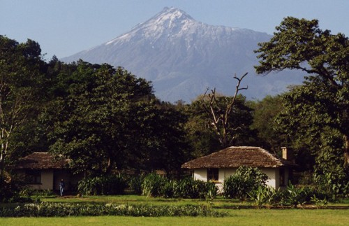 accommodatie arusha cottages tanzania