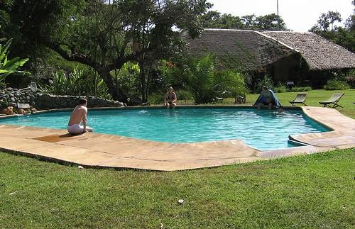 accommodatie arusha zwembad tanzania
