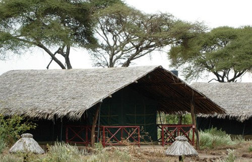 kenia tented camp