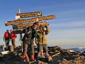 anderen over ons kilimanjaro tanzania