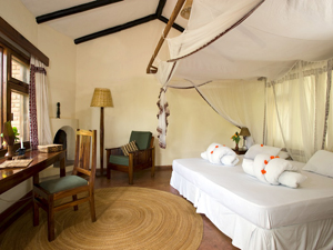 tanzania arusha cottages kamer