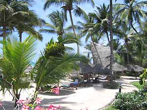 kenia diani beach resort