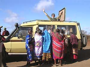 Kenia vervoer