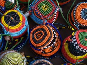 kenia sieraden masai