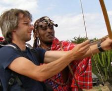 Dus zo leven de Masai…