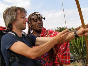 Masai Kenia reizen cultuur