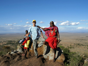 kenia masai uitzicht