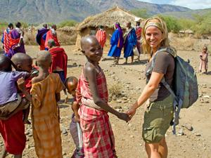 tanzania masai lake natron