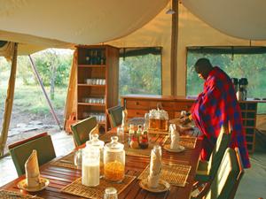 kenia tanzania acco ontbijt
