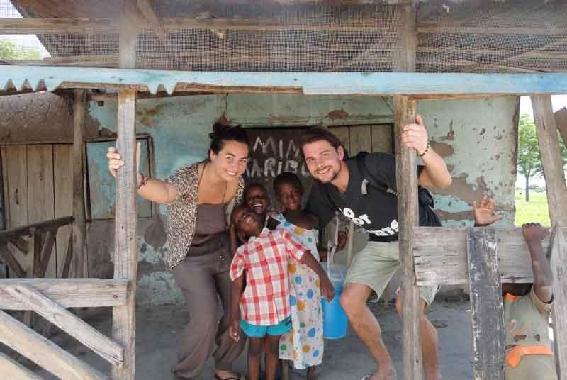 Rondreis Tanzania - kilidorpjes