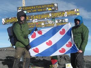 kilimanjaro beklimming top tanzania