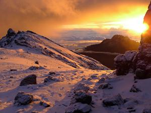 kilimanjaro zon tanzania