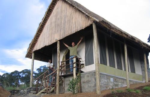 kenia lake nakuru camp