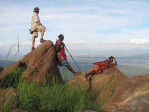 Loita hills reizen Kenia Tanzania