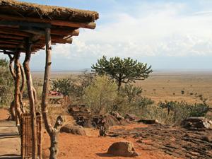 maji moto ecocamp kenia