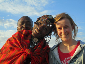 Masai Kenia reizen
