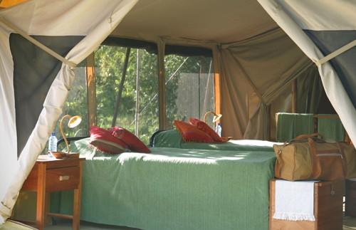 masai mara tented camp kenia
