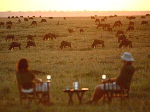 prive safari tanzania kenia