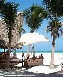 kenia diani beach beachbar