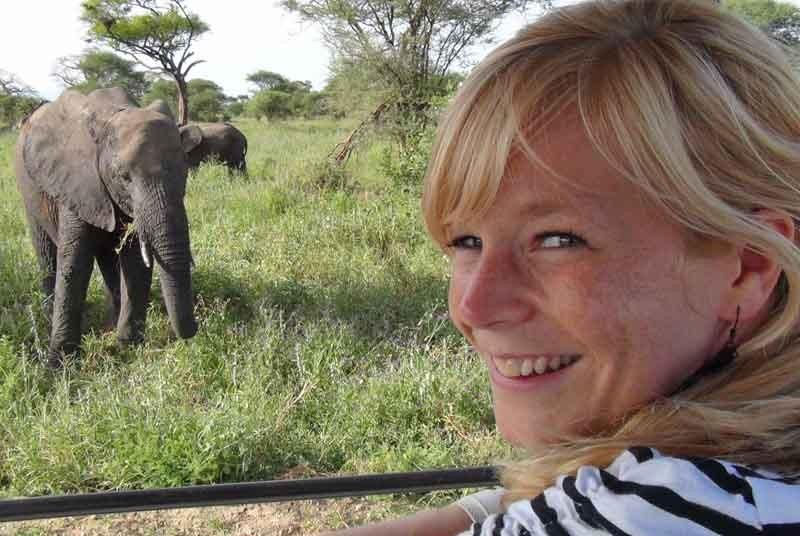 Kenia en Tanzania - safari ngorongoro krater
