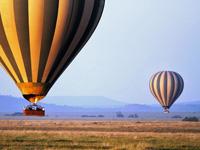 tanzania serengeti safari ballon