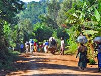 Tanzania fietsen dorpjes