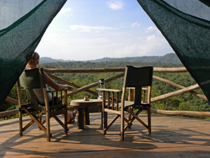 Tanzania reis - Safari-lodge