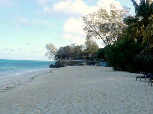 Zin in Zanzibar – Oostkust
