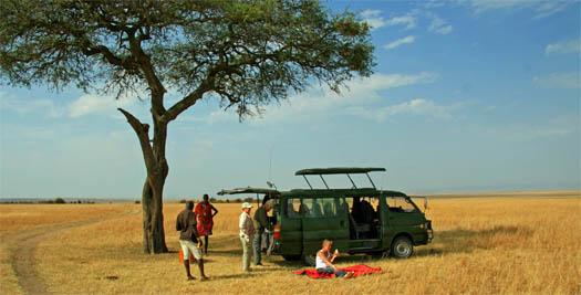 Rondreis Tanzania safari