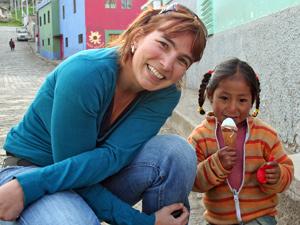 Rondreis Ecuador - ontmoeting
