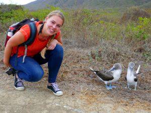 Ecuador reizen Galapagos