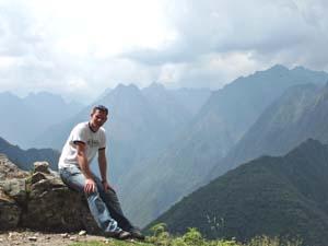 Iina trail tweedaagse peru ecuador