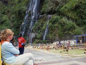 alausi baden Ecuador