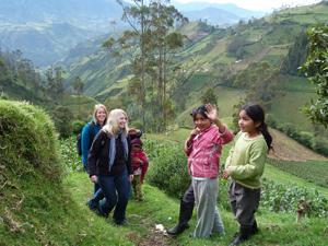 Andes korte rondreis Ecuador