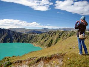 andesgebergte trekking ecuador