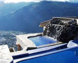 banos comforthotel baden ecuador