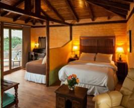 comfort banos slaapkamer ecuador