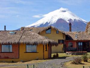 actieve boerderij cotopaxi ecuador