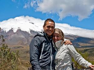 vulkaan Ecuador reis Cotopaxi